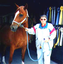 Sandy Nathan & Vistoso at Rancho Vilasa