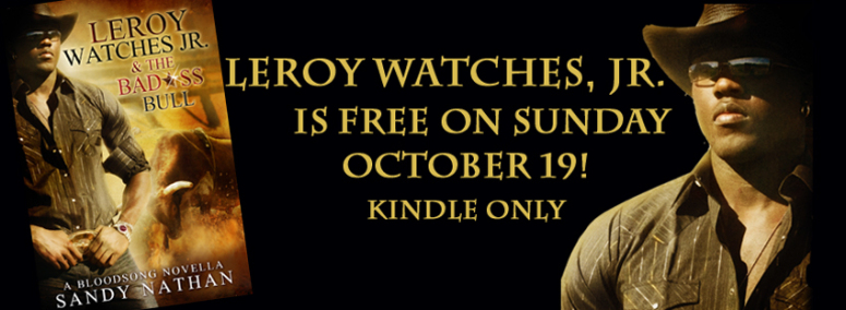 Leroy Watches Jr. Is Free Sunday 10/19/2014! Today!